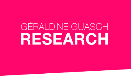 Géraldine Guasch Research